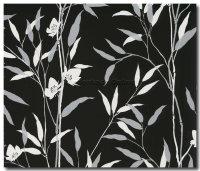 Tapete Black & White aus Canada Blumen Lilie