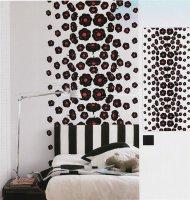 Marimekko Mural Panel Tumma 140cm x 300cm