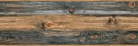 Bordüre selbstklebend Holz verwittert