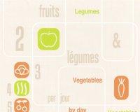 Tapeten Küche Kachel Gemüse Fliese