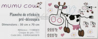 Sticker mumu cow
