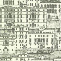 Vliestapeten aus Italien Venedig Skyline