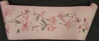 Borte Floral Blumen Design Fine Decor England rosa
