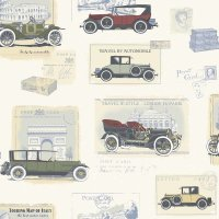 Nostalgie Tapeten Auto Oldtimer