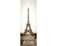 AP Panel Eiffel Tower 2,80 m  x 1,00 m Material 150 g...