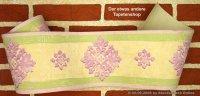 Senta Berger Italia Tapetenborten Bordüren floral