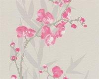 Bali Vliestapete Orchidee