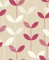 Elements Vliestapeten floral Blätter Fine Decor