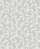 Elements Vliestapeten Barock Ranken Fine Decor