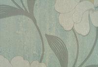 Flow Vliestapeten aus Italien Blumen Design