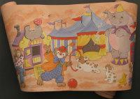 Hasen, Zirkus, Kinderzimmer Borte