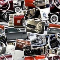 Hit The Road Vliestapeten Jugenzimmer Auto Oldtimer