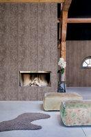 Vliestapeten More than Elements Vintage Holz Paneele...