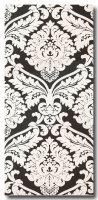 Tapeten Barock Retro black &  white