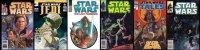 Star Wars Cartoon selbstklebende Bordüre