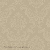 Simply Silks Tapete Barock gold