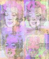 What´s Up Jugendzimmer Vliestapeten Marilyn Monroe