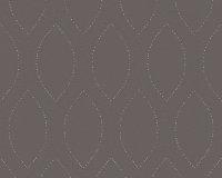 Vliestapeten modernes wohnen Spot Muster grafisch grau