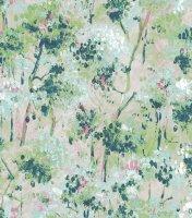 5050-1 Vliestapeten Aura Dans Lemur Spanien Floral