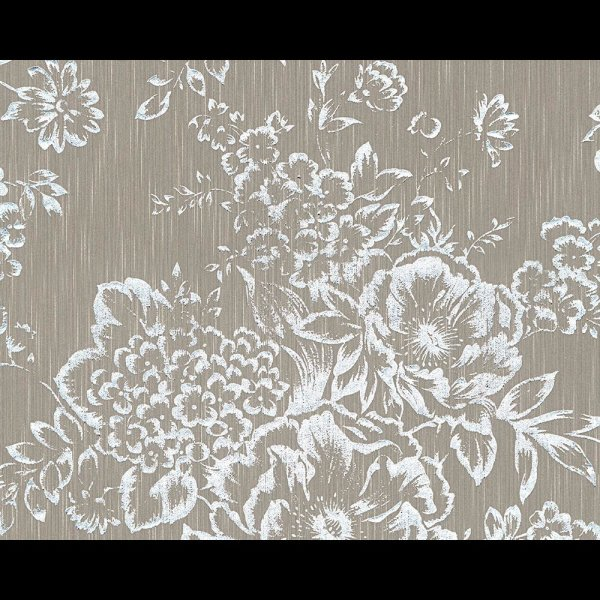 Architects Paper Tapete Metallic Silk 306574