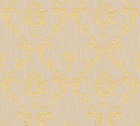 Architects Paper Tapete Metallic Silk 306582