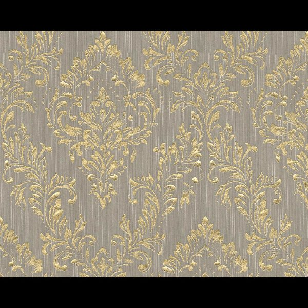 Architects Paper Tapete Metallic Silk 306593