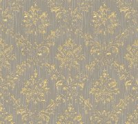 Architects Paper Tapete Metallic Silk 306625