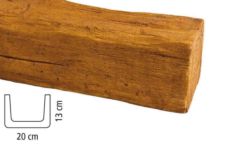 Pu Balken Baumarkt : k nstliche deckenbalken polyurethan ~ Watch28wear.com Haus und Dekorationen