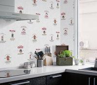 Kitchen Recipes Küchen Tapete Espresso
