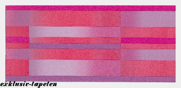 Bordüre Tapetenborten Retro Grafik Design