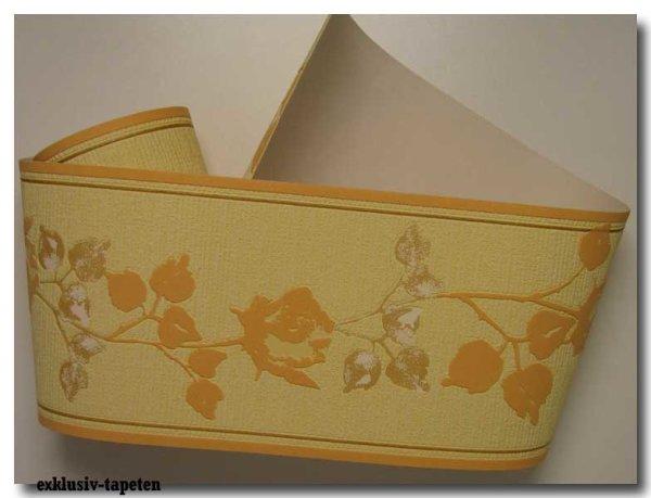 Tapeten Bordüre Avenzio Floral Design