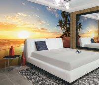 Global Fusion - Panel 318 X 250 CM Tropical Sunset