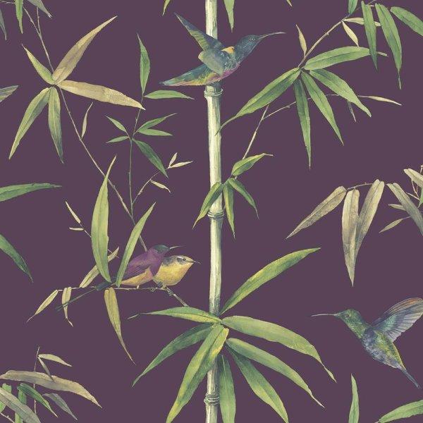 Global Fusion - Tapete Bambus Kolibri