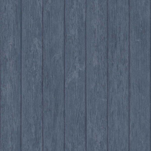 Global Fusion - Tapete Holz Bretter Vintage