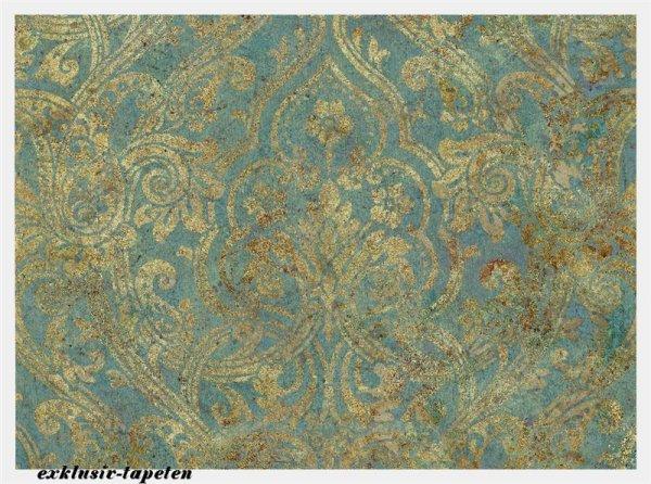 XXL wallpaper Ornament G 5 x 3,33 Meter (150g Vlies)