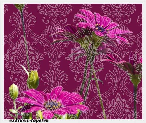 M wallpaper Baroque 5 / 1,33 x 2 Meter (150g Vlies)