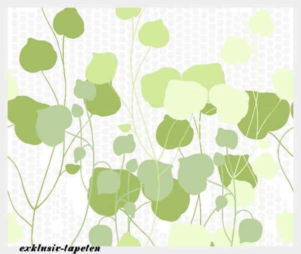 M wallpaper Leaf 2 / 1,33 x 2 Meter (150g Vlies)