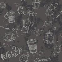 Landhaus Tapeten Primavera Kaffee Küche