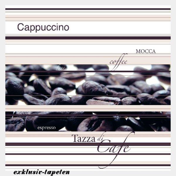L wallpaper Coffee 3 x 2,5 Meter (150g Vlies)