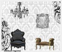 L wallpaper Baroque 3 / 3 x 2,5 Meter (150g Vlies)