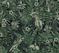 A.S. Création Tapete Greenery 372101