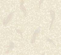 Versace wallpaper Tapete Versace 4 Barocco Birds 370535