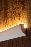 LED Lichtleiste Anja 2 Meter 40 X 70 mm Polystyrol überstreichbar