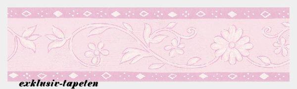 Bordüre Change florales Design AS Creation