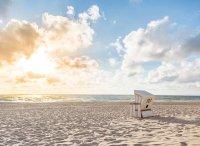 Fototapete 3,5 x 2,55 M. Beach Chair