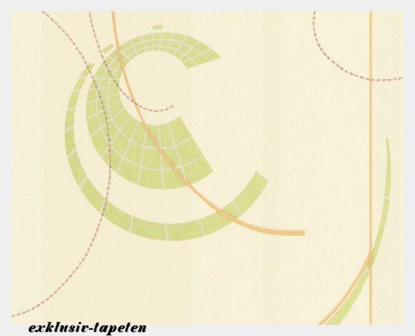 Tapeten Grafik Design Mirage AS Creation