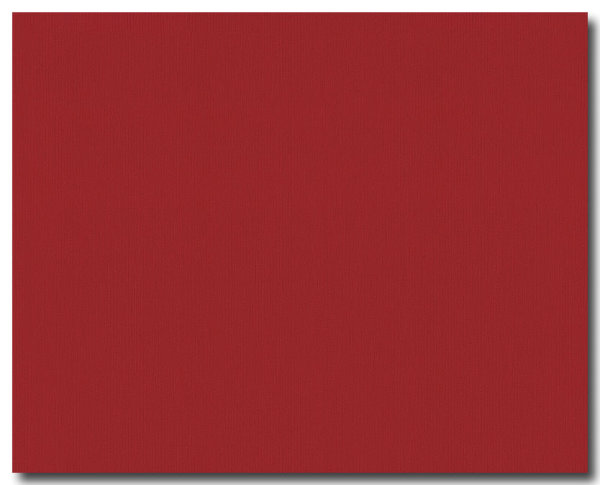 Vliestapeten Kollektion Contzen Streifen Struktur II rot