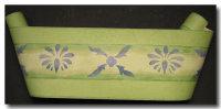 Tapetenborten Bordüre Floral Grafik Blumen Design