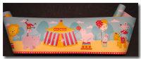 Bordüren Babies at Home Circus Zirkus